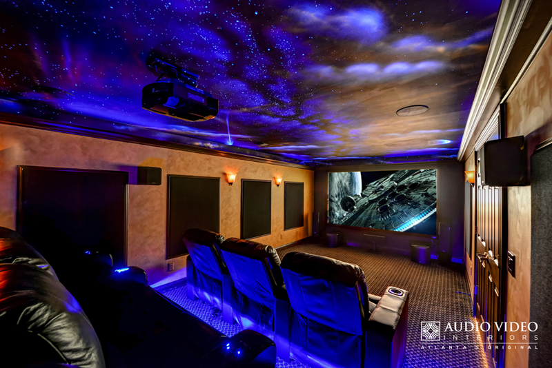 easy to use home theater