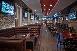 audio video restaurants and bars