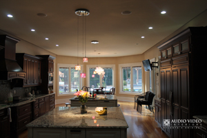 home automation kitchen lighting